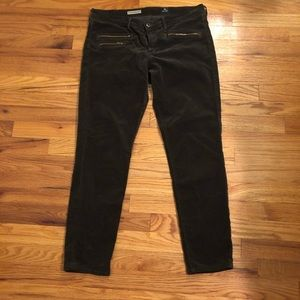 AG Adriano Goldschmied Corduroy Pants